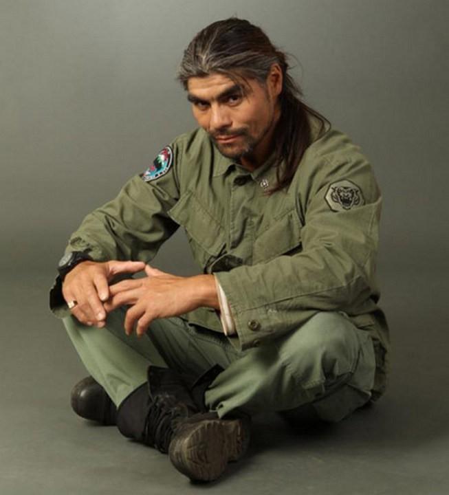 Алик Гульханов, актер-каскадер, вице-президент общероссийской Федерации рукопашного боя