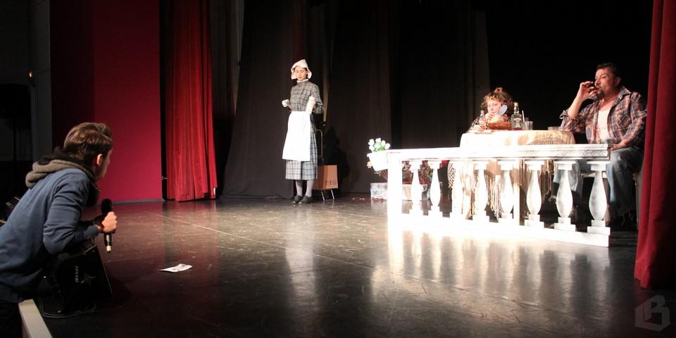 выборгский народный театр. Осенние истории