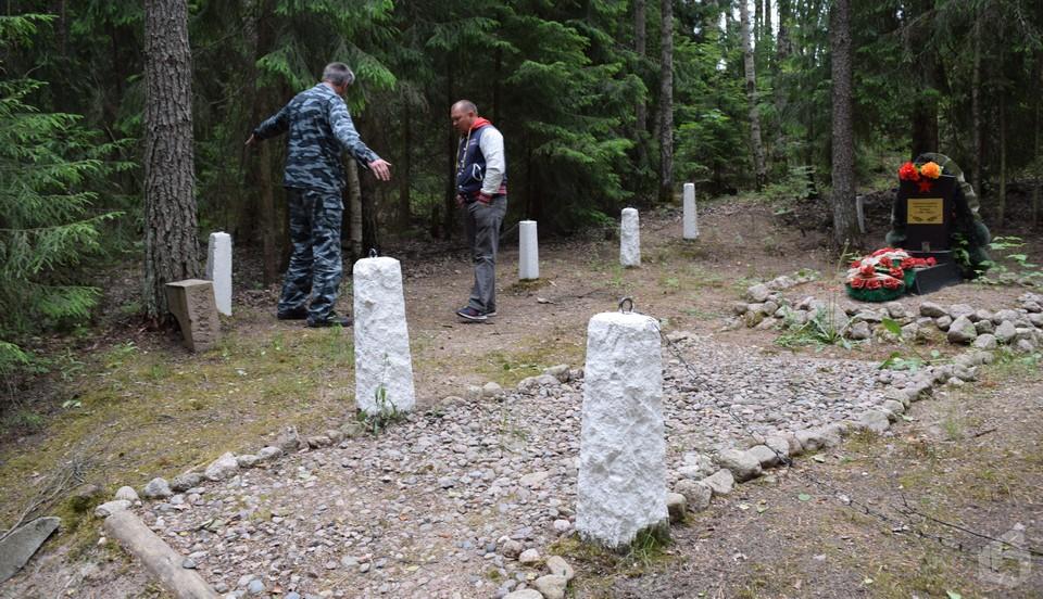 Станислав Щербак и Андрей Смоленский проводят «разведку» на месте