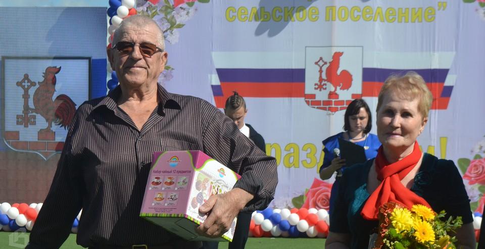 50-летие совместной жизни в этом году у Геннадия и Валентины Рябовых