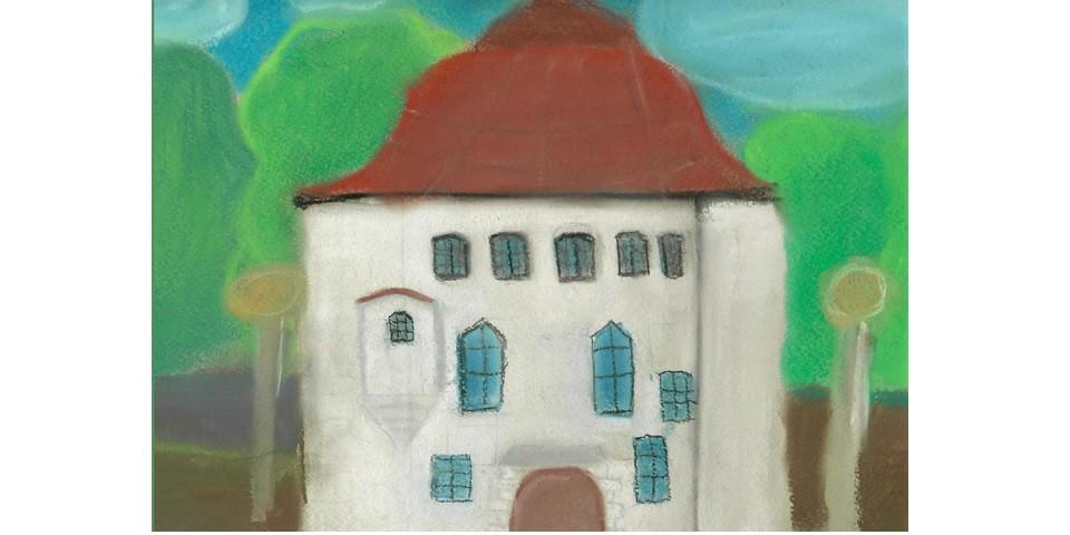 В Межпоселенческой библиотеке Выборга – выставка детских работ