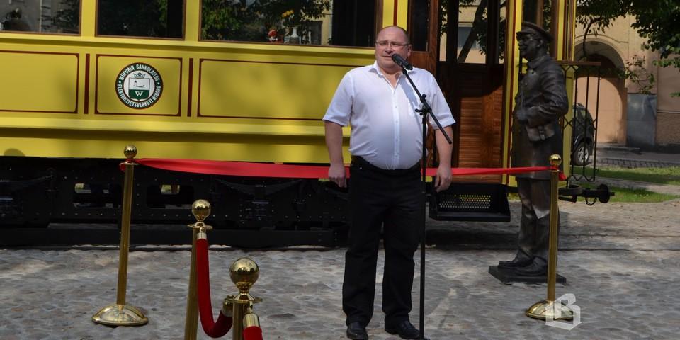 В Выборг вернулся трамвай