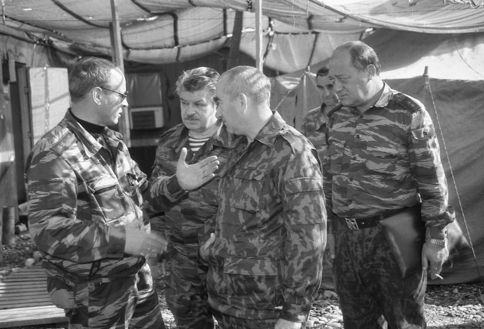 Генерал Анатолий Романов