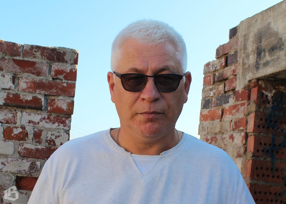 Виктор УРСАКИЙ, постоянный представитель «Союзстройреставрации» в Выборге