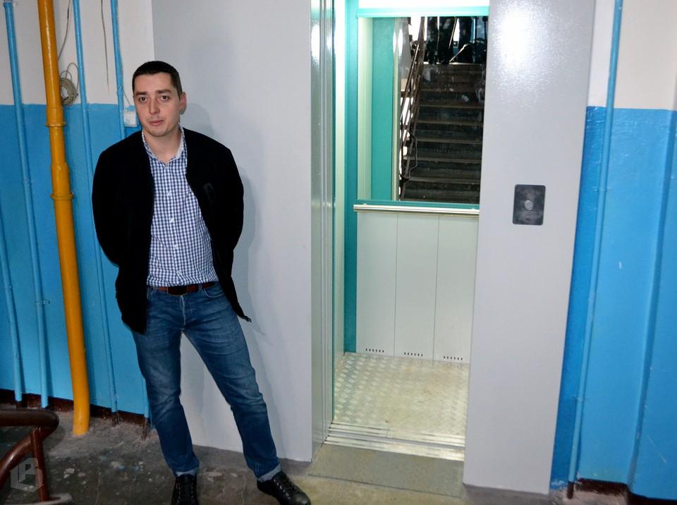 Замена лифтов в Выборге