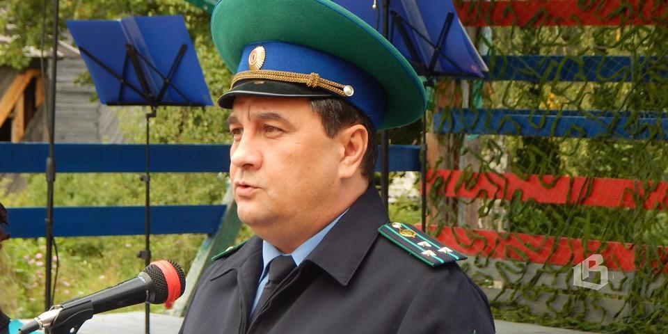 Полковник  Колесников:  хранить  память  о защитниках  страны -  святой  долг  каждого