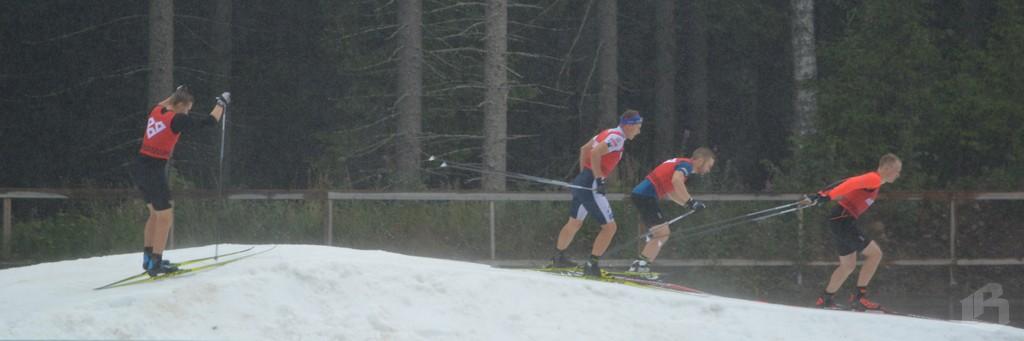 Лыжня в Иматре