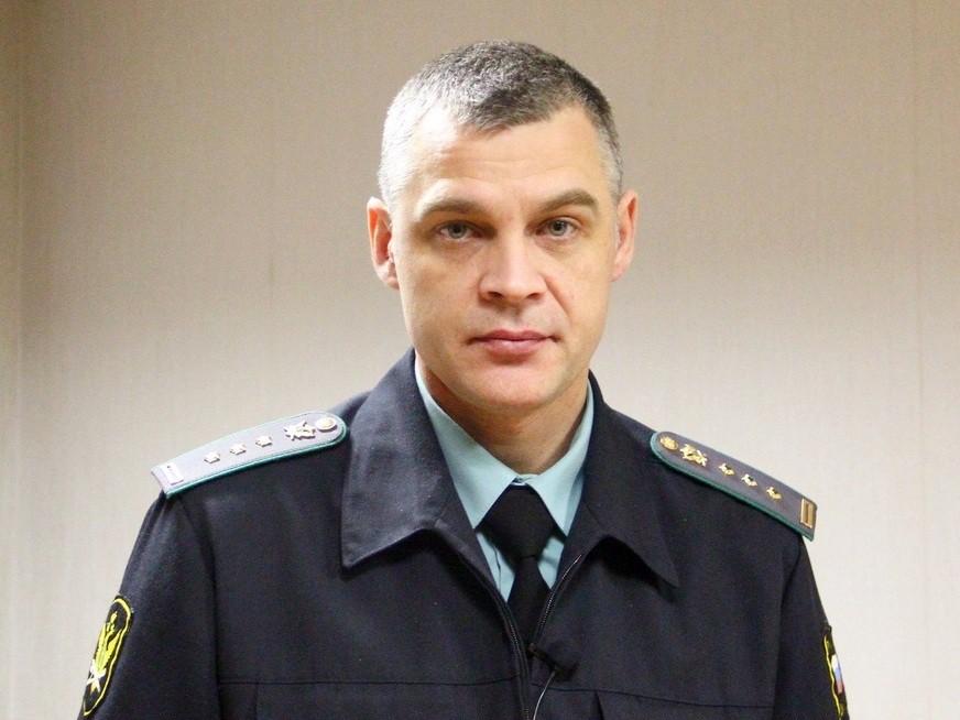заместитель начальника службы судебных приставов по городу Выборгу Сергей БИРЮКОВ