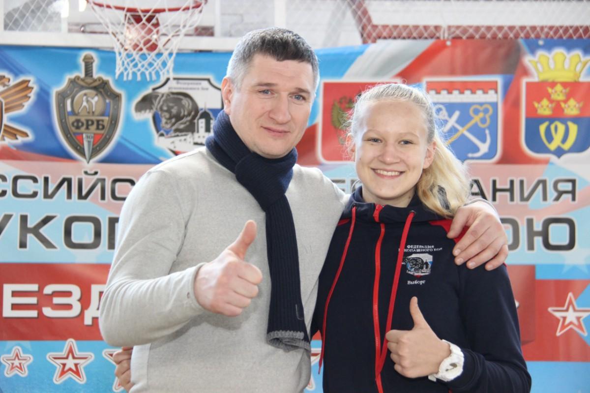 Звезды Балтики рукопашный бой в Выборге