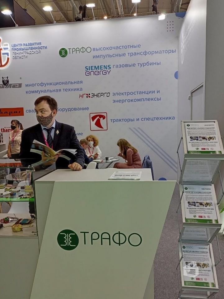 Специалист по автоматизации и механизации производства ООО «Трафо» Артём Патухов