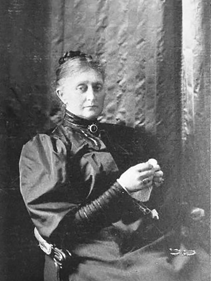 Мать Марины Граббе