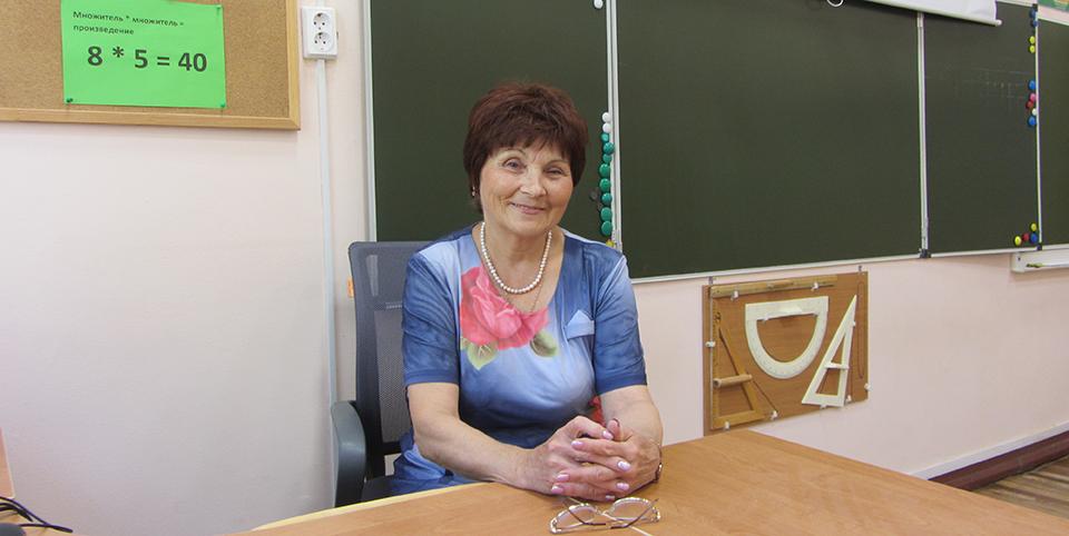 Учитель Выборгской гимназии Мария Копнева: полвека у ...