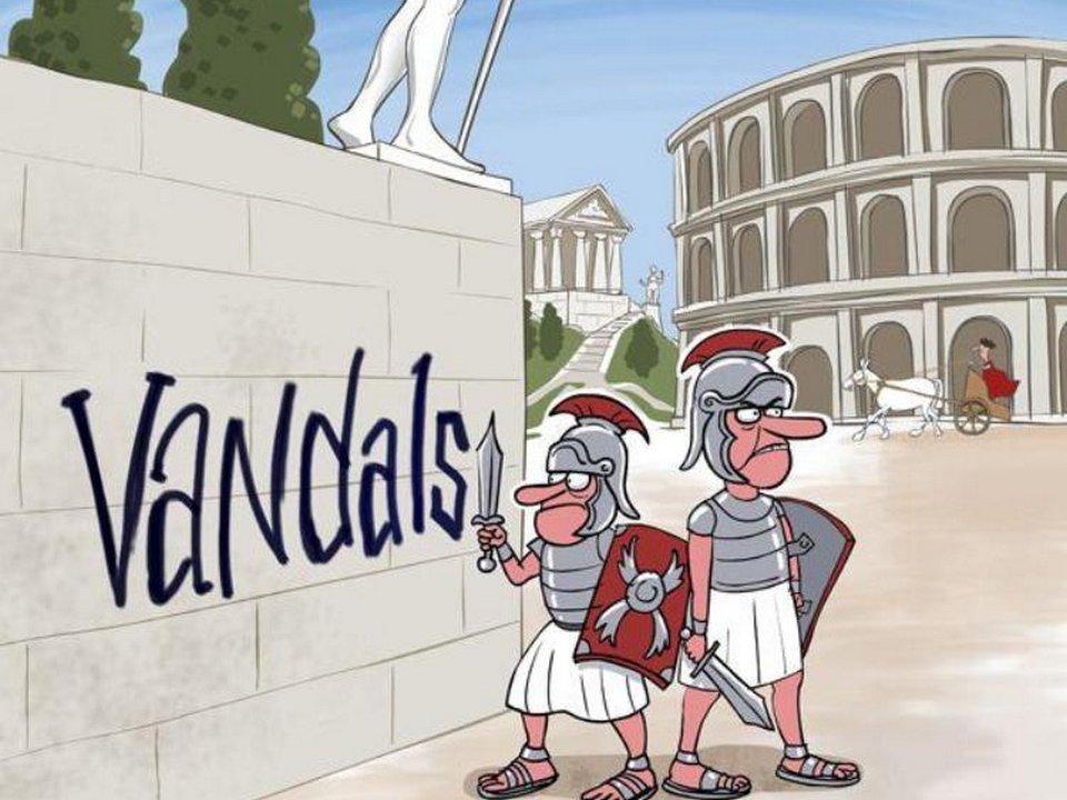 Ответственность за вандализм