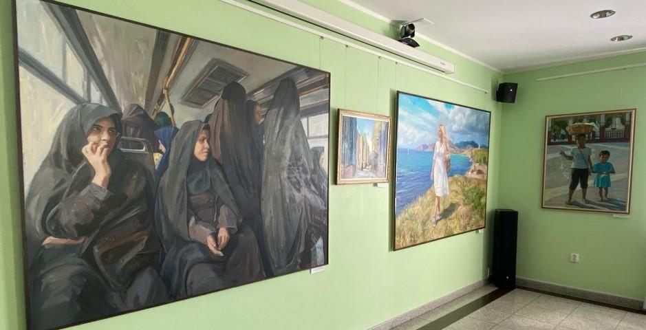 «Стрела времени» - новая выставка в ВЦ «Эрмитаж-Выборг»