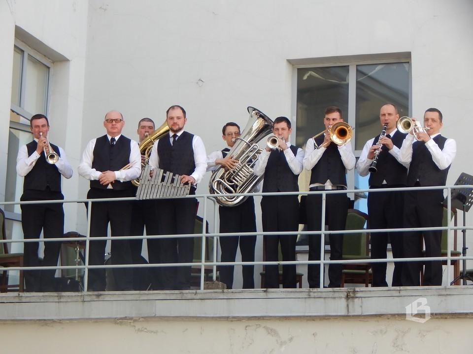 Оркестр  «Олимпик Брасс»