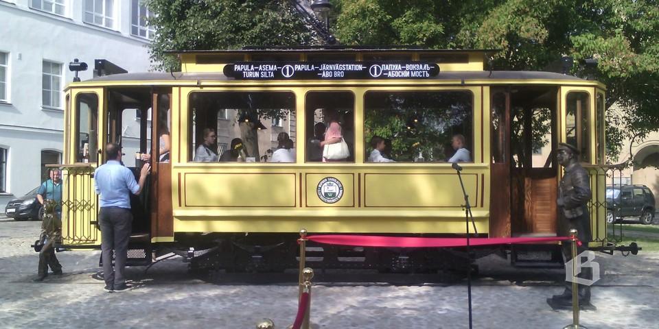 Выборгский трамвай
