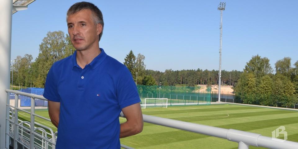 Валерий Савинов считает, что все началось с возведения стадиона