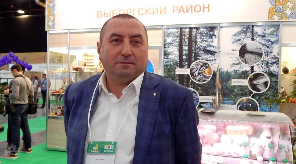 Магомед РАМАЗАНОВ, Директор племзавода СПК «Поляны»