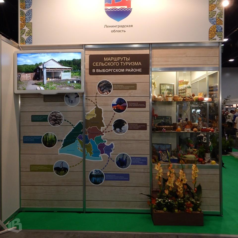 Маршруты сельского туризма в Выборгском районе