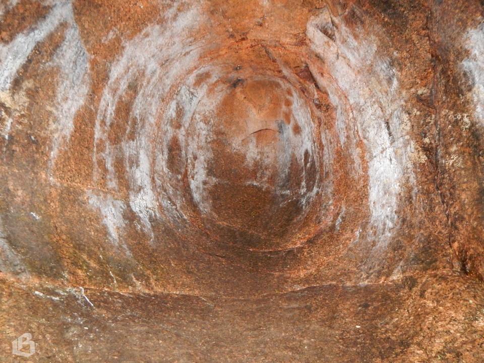 Каменногорские пещеры под Выыборгом