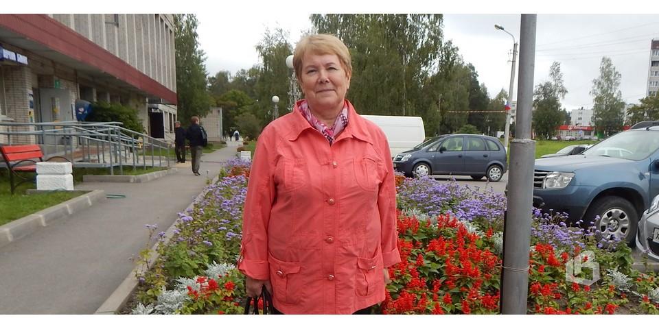 Екатерина Потемина – помощник председателя Совета ветеранов