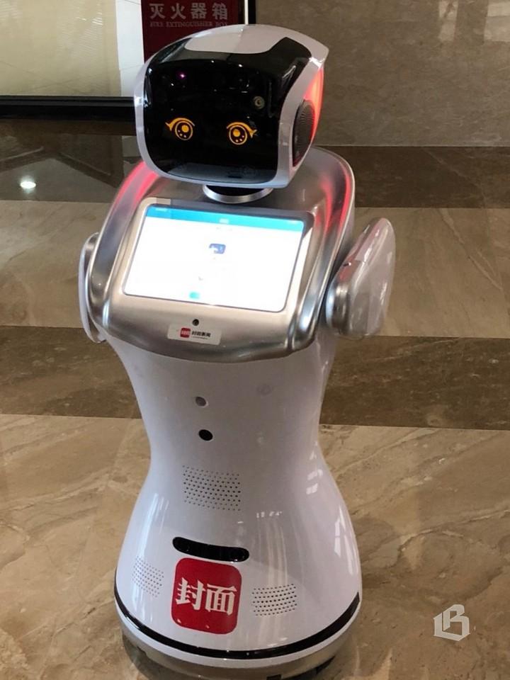 В крупных издательствах Китая уже работают роботы