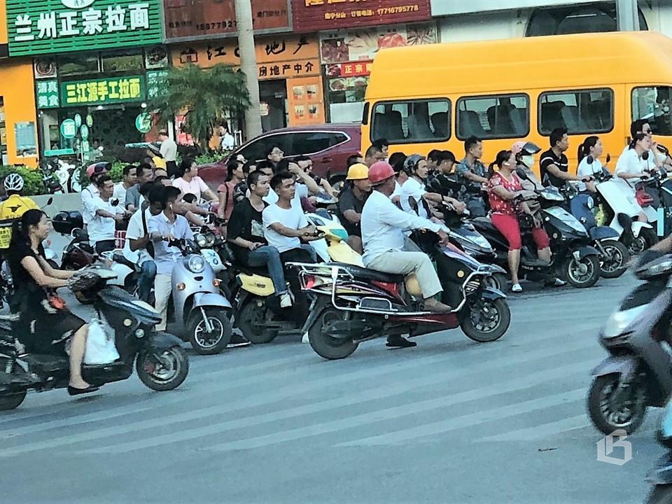 Электрические мотороллеры – один из самых распространенных видов транспорта