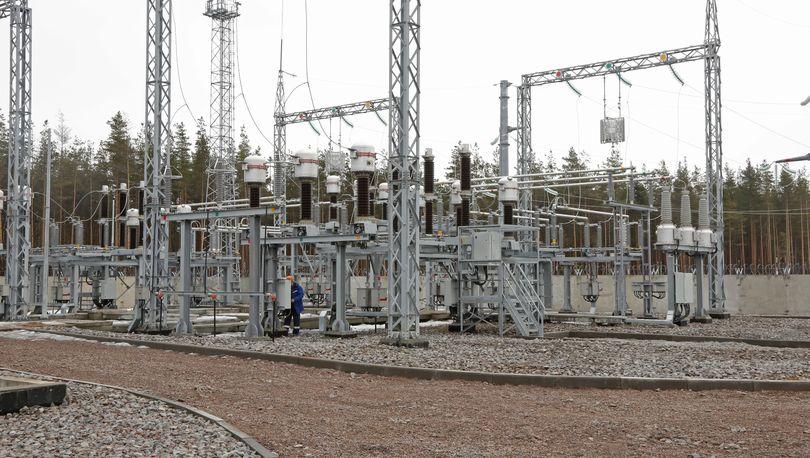 Новая подстанция вЛенобласти «запитает» СПГ-завод имини